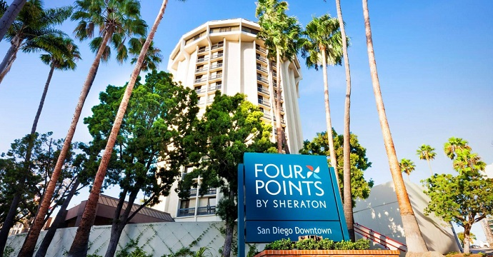 Four Points San Diego Airport Parking