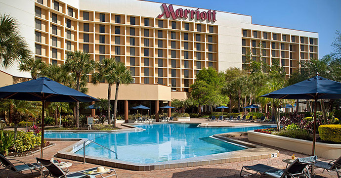 Orlando Marriott Airport MCO