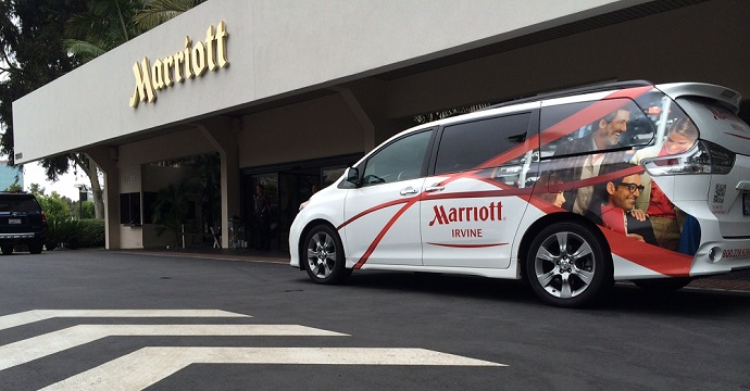 Marriott Irvine- John Wayne Airport Parking SNA Shuttles