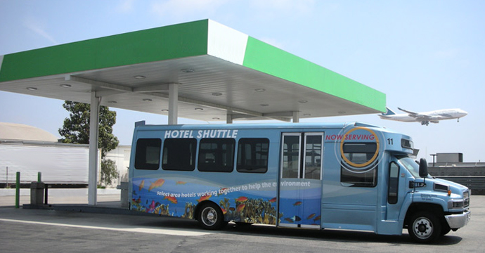 Los Angeles Airport Parking Free Shuttle
