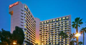 Irvine Marriott Hotel John Wayne Airport